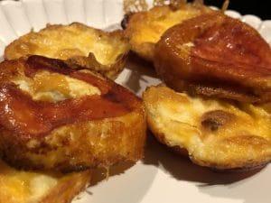 Keto Pizza Bite Fat Bombs