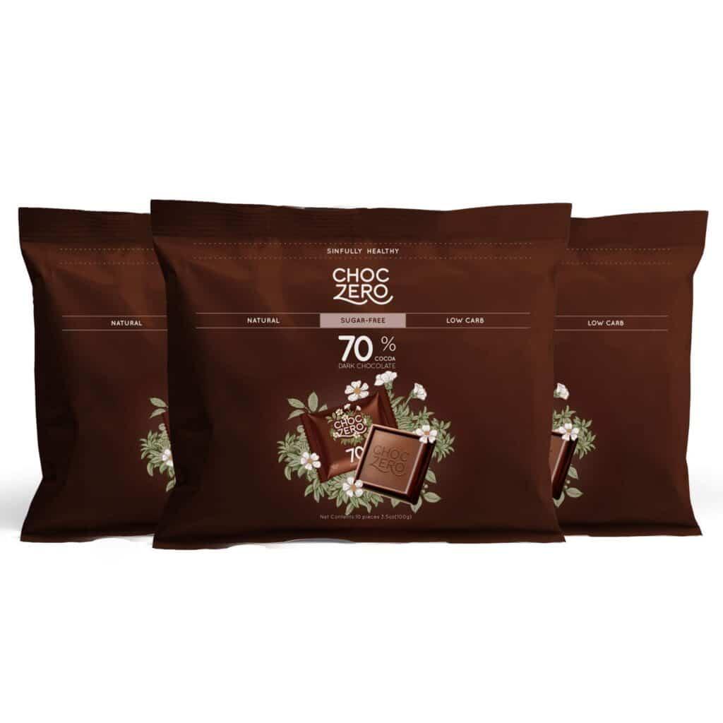 ChocZero keto chocolate